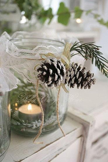Christmas Decorating – Part 1    Christmas in a Bottle
