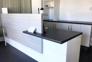 Real Estate Reception Desk